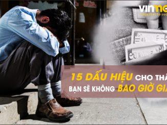 15 dấu hiệu cho thấy bạn sẽ không bao giờ giàu - Pham Thanh Bien