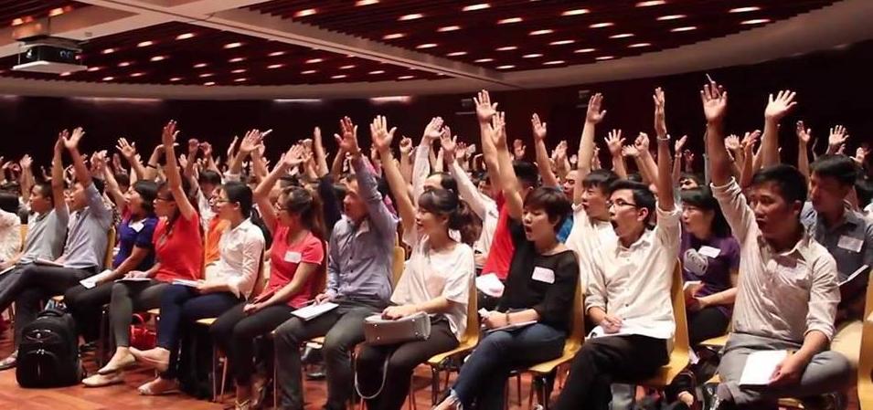 Lớp học cashching Hà Nội